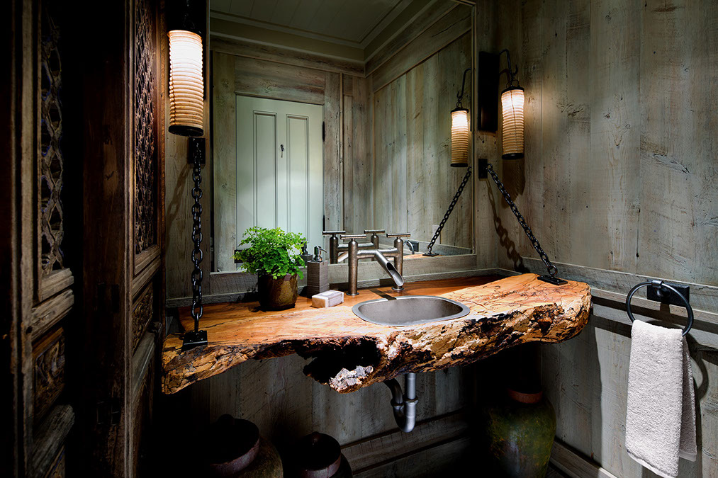 Luxury Designer Showers and Faucets from Sonoma Forge ...